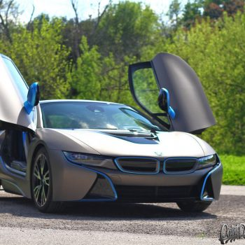 Great 2014 BMW i8 Pure Impulse 2014 BMW i8 with Pure Impulse package with Custom wrap and color 2017 2018