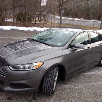 Great 2014 Ford Fusion SE Certified Pre-Owned, Warranty, Gray, New Tires and Brakes, 53K miles 2017 2018