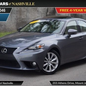 Great 2014 Lexus IS 4dr Sport Sedan Automatic RWD 2014 Lexus IS 250 4dr Sport Sedan Automatic RWD FREE SHIPPING ***5-days/250mi Ri 2017/2018