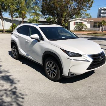 Great 2016 Lexus NX200t Premium package Lexus NX200t pearl white/black premium package EXCELLENT condition BELOW BOOK 2017/2018
