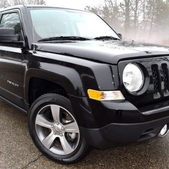 Amazing 2017 Jeep Patriot LATITUDE-EDITION(LEATHER PACKAGE) 2017 Jeep Patriot Latitude SUV 2.0L/Leather/Sunroof/CD/Traction/AUX/17″ Alloys 2018-2019