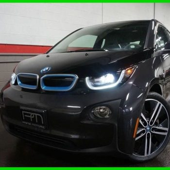 Amazing BMW i3 Base 4dr Hatchback 2014 Base 4dr Hatchback Used Automatic RWD Hatchback 2017 2018