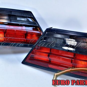 Great MERCEDES E-Class W124 Facelift 93-95 Tail Lights Rear Lamps LEFT+RIGHT PAIR 2018-2019
