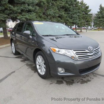 Awesome Toyota Venza 4dr Wagon I4 FWD 4dr Wagon I4 FWD Low Miles Automatic Gasoline 4 Cyl GRAY 2017/2018
