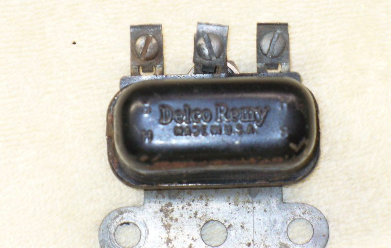 Item specifics Condition: Used Brand: Chevrolet Manufacturer Part Number: 775 1946 – 1952 Chevy 775 Horn Relay 6 Volt