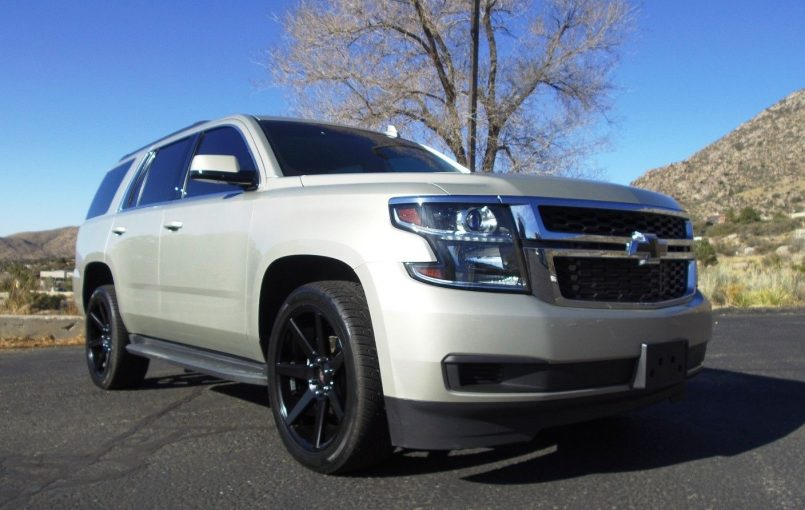 Item specifics Condition: Used Year: 2015 VIN (Vehicle Identification Number): 1GNSKBKC8FR627126 Mileage: 29,293 Body Type: SUV Make: Chevrolet Warranty: Vehicle does NOT have an existing warranty Model: Tahoe Vehicle Title: Clear Engine: 6.2L Twin-Turbo V8 Options: 4-Wheel Drive, Leather Seats, Sunroof Drive Type: 4WD Safety Features: Anti-Lock Brakes, Driver Airbag, Passenger Airbag, Side Airbags Power […]