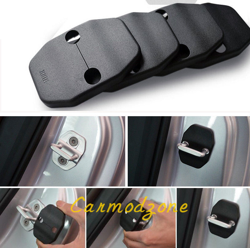 "Item specifics Condition: New other (see details) Seller Notes: ""Fit for Jeep Compass Second generation 2017 2018"" Manufacturer Part Number: Does not apply Brand: Unbranded/Generic 4pcs plastic Car Door Lock Protective Cover trim for Jeep Compass 2017 2018"