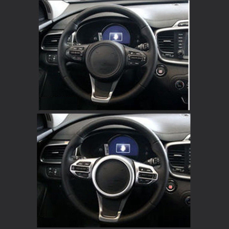 Item specifics Condition: New Brand: Unbranded/Generic Manufacturer Part Number: GCY813332 UPC: Does not apply Chrome Steel Steering Wheel Adornment Ring For Jaguar F-PACE XE XF 2016 2017+