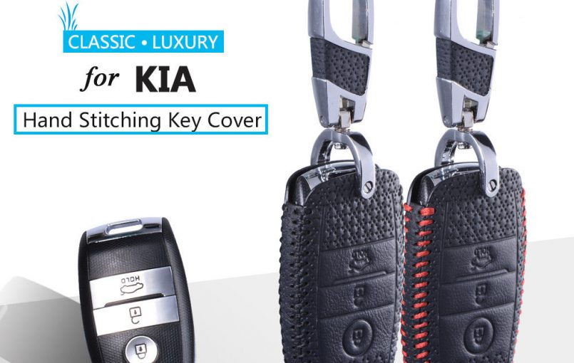 Item specifics Condition: New with tags Brand: Decofit Warranty: 1 Year Material: Leather Leather Key chain for KIA K3 K4 K5 Ceed Optima RIO Cerato Frote Soul Sportage