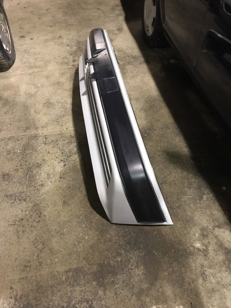 Item specifics Condition: Used Brand: Mercedes-Benz Fitment Type: Direct Replacement Placement on Vehicle: Front Warranty: Other Manufacturer Part Number: Does Not Apply Mercedes Front Bumper Complete Assembly W124 '86-'93 E300 300d