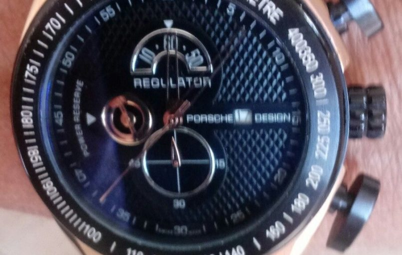 Item specifics Condition: Used: An item that has been used previously. See the seller's listing for full details and description of   PORSCHE DESIGN REGULATOR P6780 WATCH
