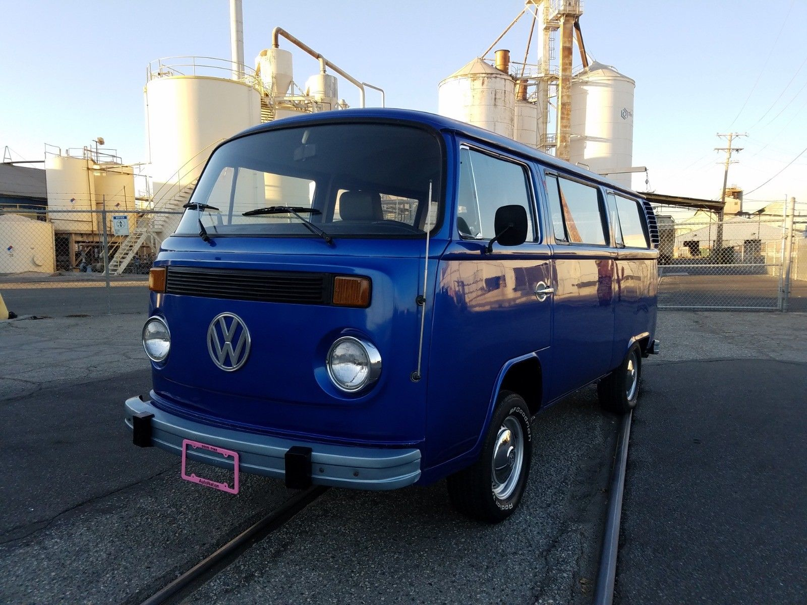 "fac8947086 Amazing 1974 Volkswagen Bus Vanagon 1974 VW PASSENGER BUS TRANSPORTER  ""Worldwide Bidding Accepted"" 2019"