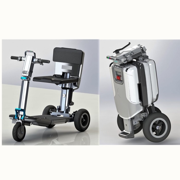 Mobility scooters are a good option for people with disabilities or reduced mobility to cover distances that they cannot otherwise manage on their own. These folding mobility scooters help them in getting from one place to another, both indoors and outdoors. The ability to move around on their own gives them a sense of freedom, […]