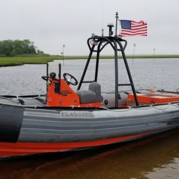 Used Zodiac Hurricane 733 25ft RIB Rigid Inflatable USCG OTH Interceptor YANMAR 2019-2020