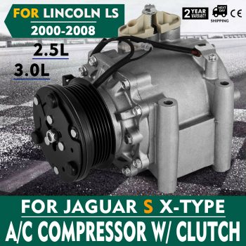 Used fit Jaguar X-Type 2001 2002 2003 2004 2005 2006 2007 2008 A/C Compressor 2020