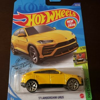 Used 🔥 HOT WHEELS '17 LAMBORGHINI URUS NEW FOR 2020 🔥 2020