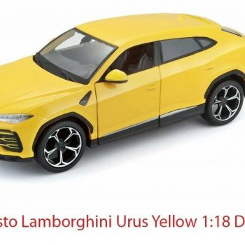 Used Lamborghini Urus 1:18 Model Car Maisto Special Edition New – Yellow 2019-2020