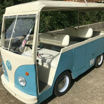 Used VW Bus golf cart 2020